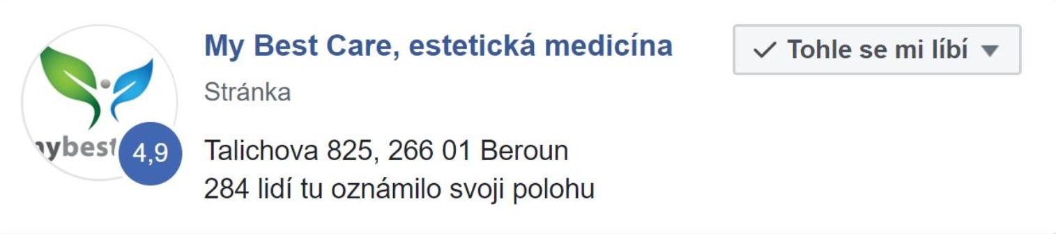 Klinika estetické medicíny v Praze